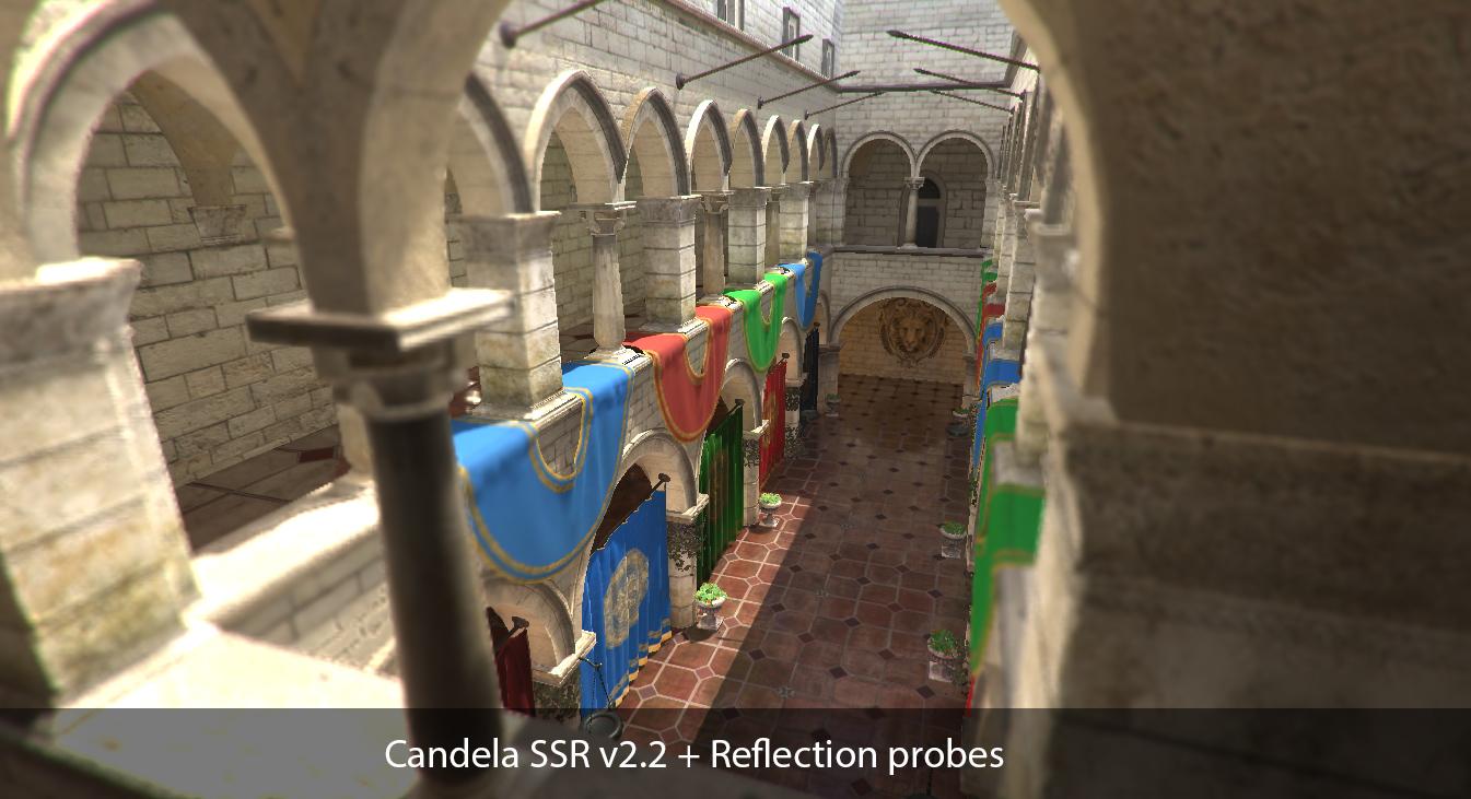 SSR Candela v3