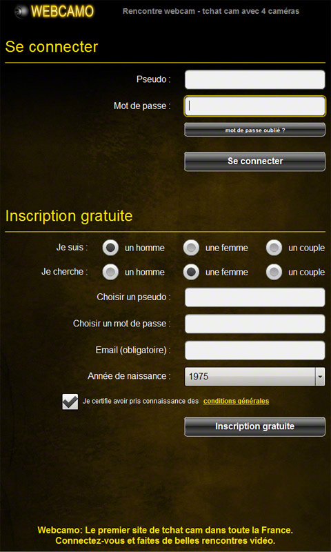 Application site de rencontre blackberry