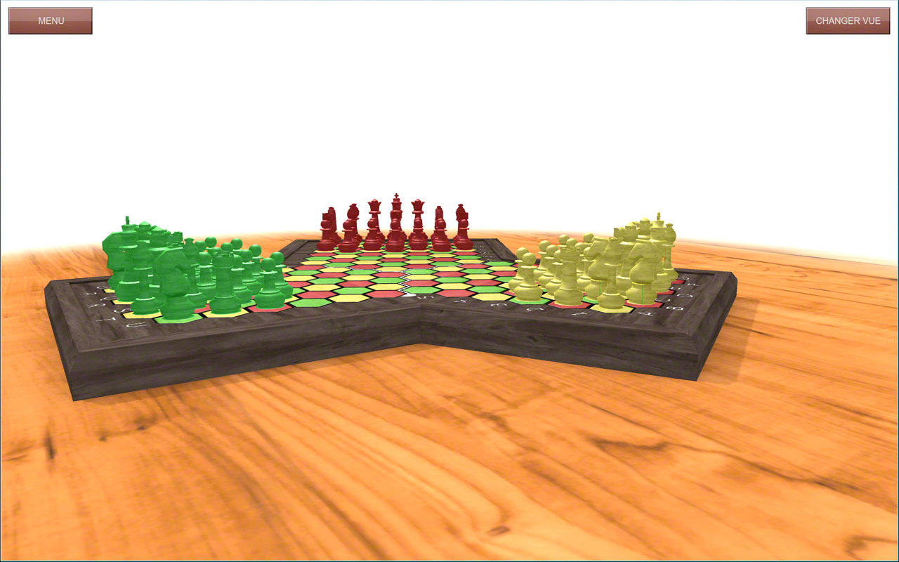 Triad Chess
