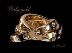 Bague only Gold