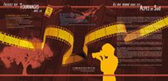 Plaquette 3 volets CineFAS