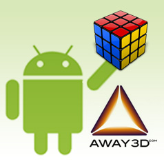 Away 3d with Android