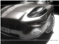 Aston Martin Vanquish (poster)