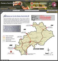 Zones d'activités 05