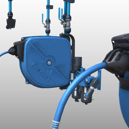 3d hydraulic configurator