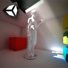 Unity 5 Global illumination