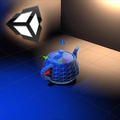 Unity 3d Light probe