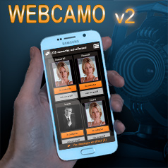 Webcamo v2 design